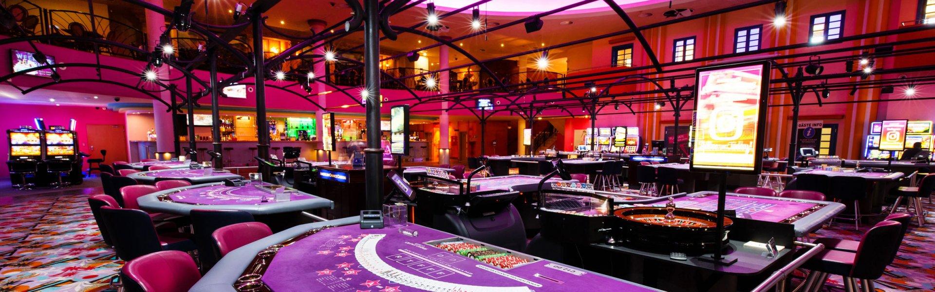 британские казино