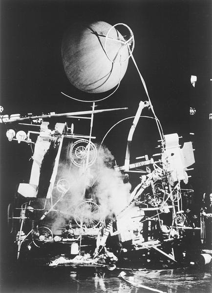 Jean-Tinguely-Homage-to-New-York-1960.jp